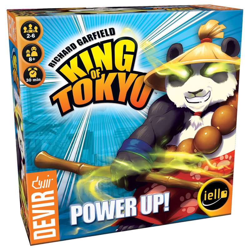 King Of New York Power Up! -