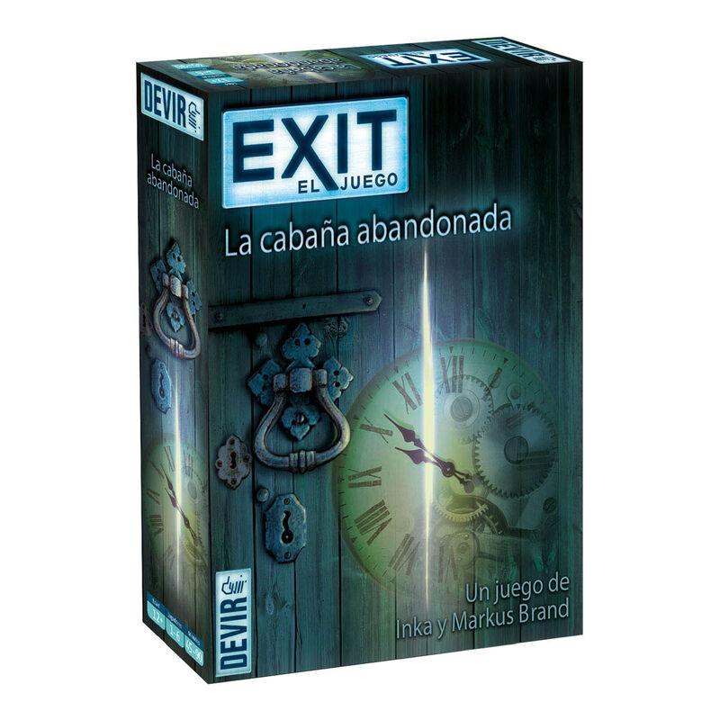 EXIT 1 * LA CABAÑA ABANDONADA R: BGEXIT1