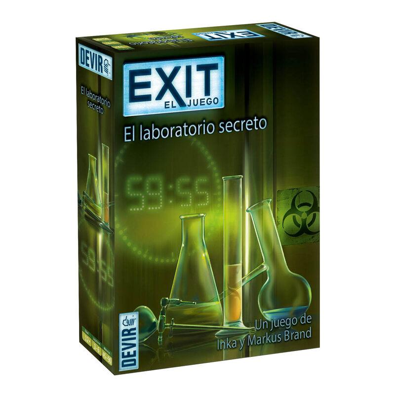 Exit 3 * El Laboratorio Secreto R: Bgexit3 -