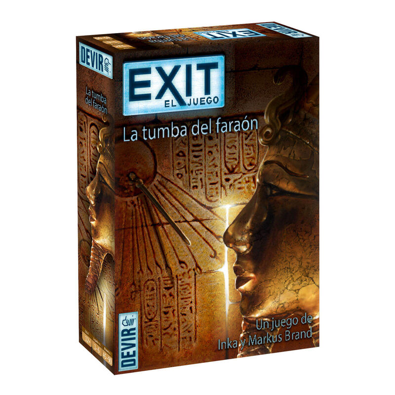 EXIT 2 * LA TUMBA DEL FARAON R: BGEXIT2