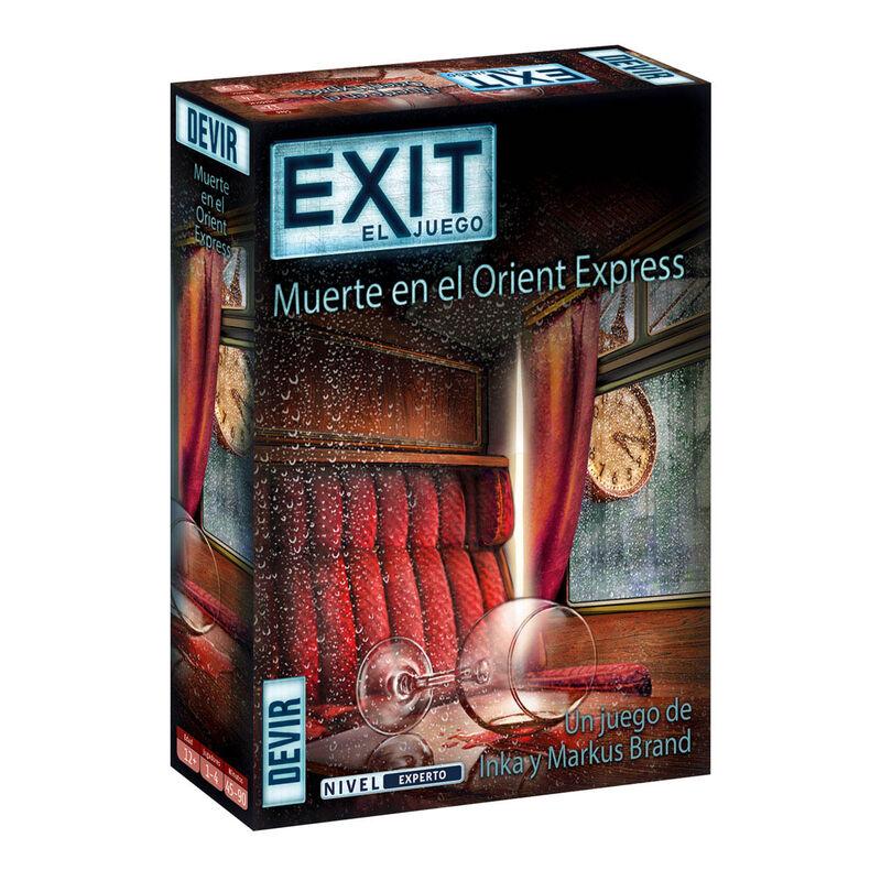 EXIT 8 * MUERTE EN EL ORIENT EXPRESS R: BGEXIT8