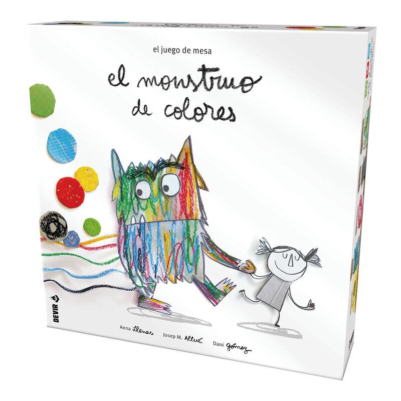 EL MONSTRUO DE COLORES JUEGO R: BGMONSP