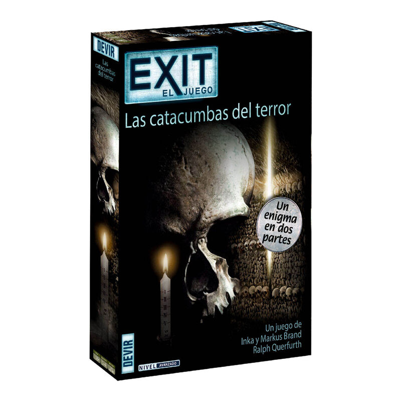Exit Las Catacumbas Del Terror (doble) -