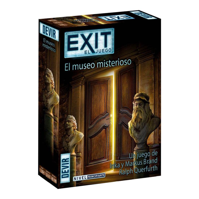 EXIT 10 * EL MUSEO MISTERIOSO