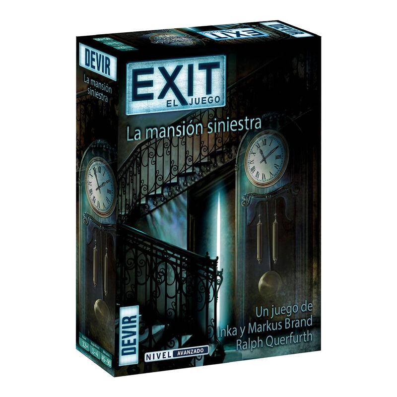 EXIT 11 * LA MANSION SINIESTRA
