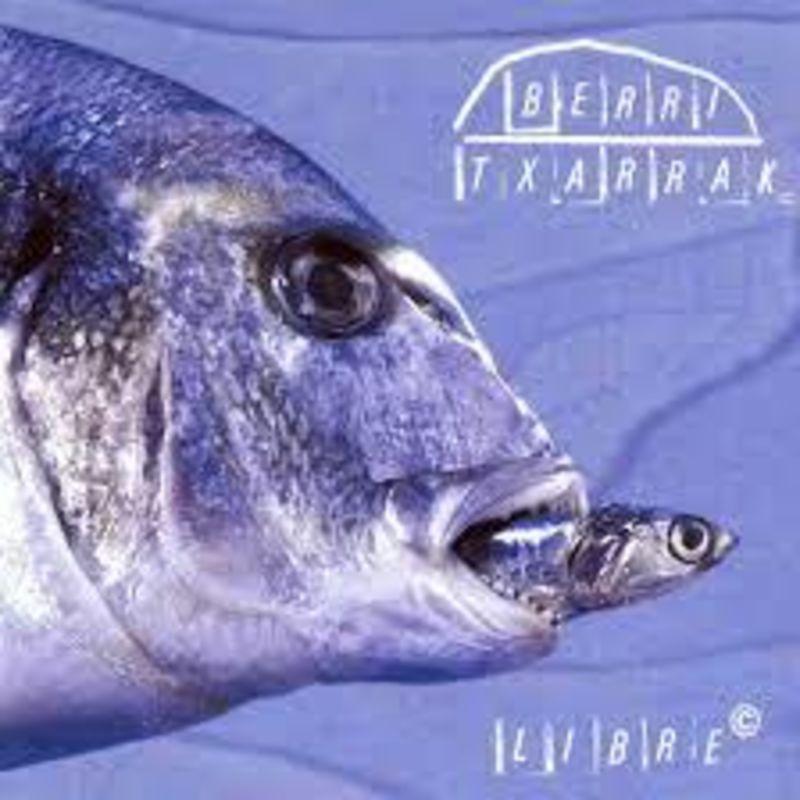 (lp) Libre (c) - Berri Txarrak