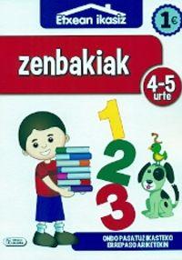Zenbakiak (4-5 Urte) - Batzuk