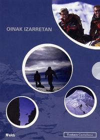 (PACK 4 DVD) OINAK IZARRETAN