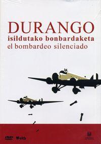 (dvd)  Durango - Isildutako Bonbardaketa / El Bombardeo Silenciado -