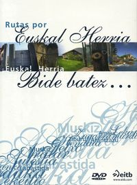 (PACK 4 DVD) RUTAS POR EH / EH BIDE BATEZ
