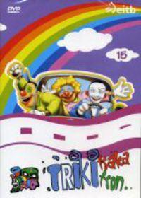 (DVD) TRIKITRAKATRON 15