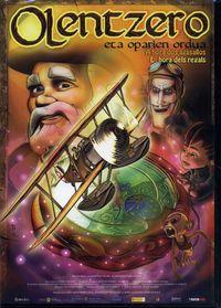 (DVD) OLENTZERO ETA OPARIEN ORDUA