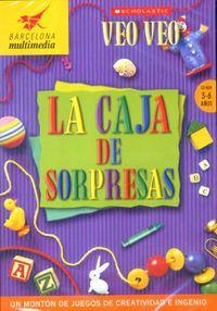 (DVD) VEO VEO - LA CAJA DE SORPRESAS