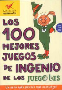 (CD-ROM) 100 MEJORES JUEGOS DE INGENIO - JUEGOTES