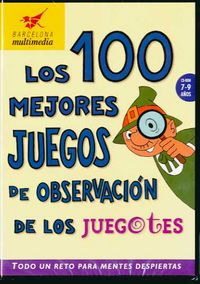 100 MEJORES JUEGOS DE OBSERVACION DE LOS JUEGOTES, LOS