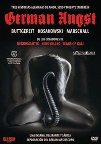 GERMAN ANGST (DVD) * MILTON WELSH, DANIEL FAUST
