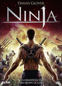 NINJA (DVD) * DANNY GLOVER, ROB BAARD