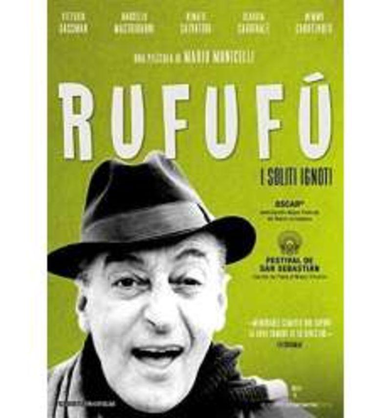 RUFUFU (DVD) * VITTORIO GASSMAN / RENATO SALVATORI