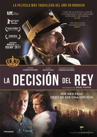 LA DECISION DEL REY (DVD) * JESPER CHRISTENSEN