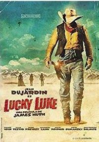 LUCKY LUKE (DVD) * JEAN DUJARDIN
