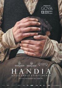 HANDIA, NADIE CRECE ETERNAMENTE (DVD) * JOSEBA USABIAGA, ENEKO SAGAR