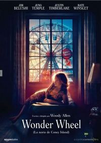 WONDER WHEEL (DVD) * KATE WINSLET, JIM BELUSHI