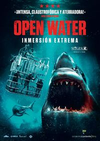 OPEN WATER: INMERSION EXTREMA (DVD) * JOEL HOGAN, MEGAN PETA HILL