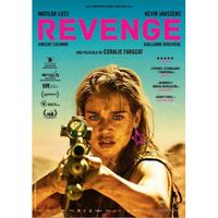 REVENGE (DVD) * MATILDA LUTZ, KEVIN JANSSENS