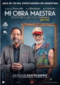 MI OBRA MAESTRA (DVD) * GUILLERMO FRANCELLA, LUIS BRANDONI