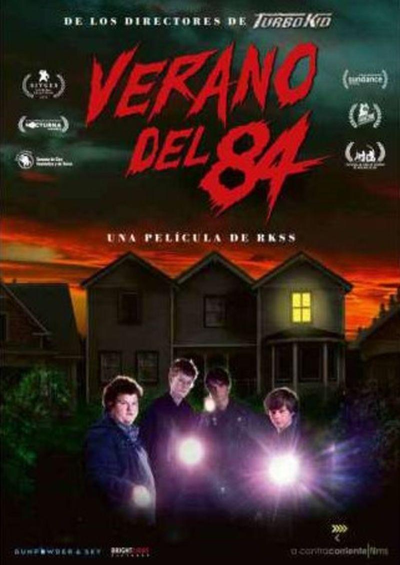VERANO DEL 84 (DVD) * GRAHAM VERCHERE, JUDAH LEWIS