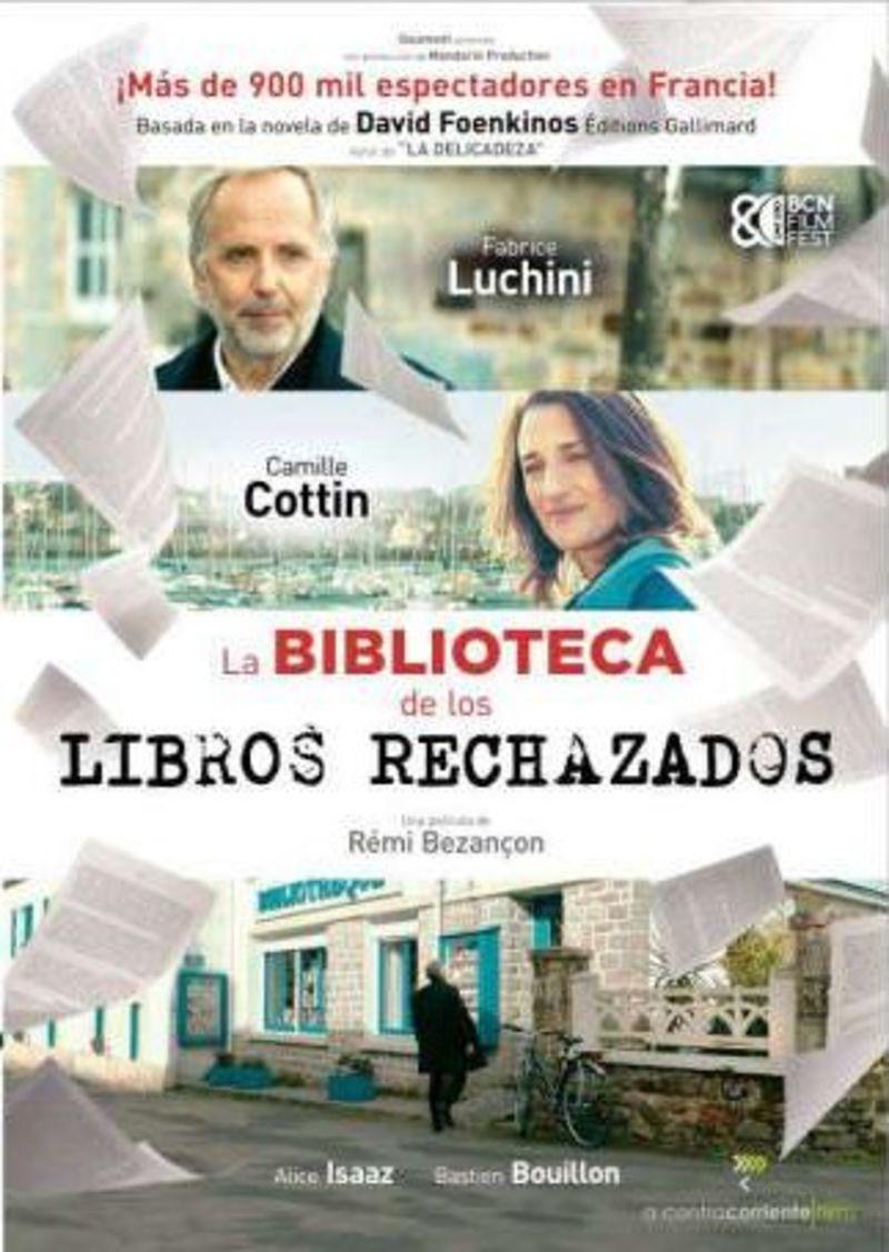 LA BIBLIOTECA DE LOS LIBROS RECHAZADOS (DVD) * FABRICE LUCHINI, CAMI