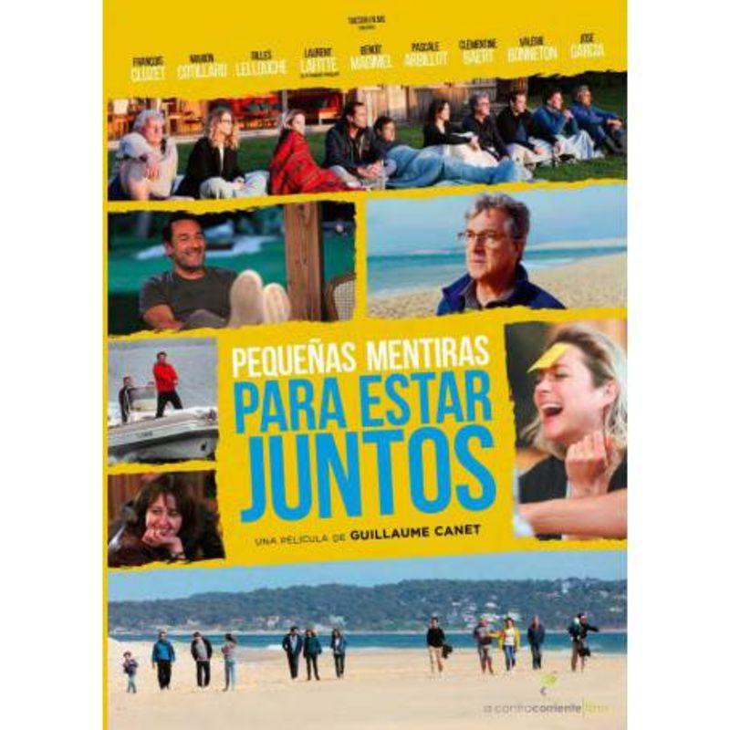 PEQUEÑAS MENTIRAS PARA ESTAR JUNTOS (DVD) * FRANCOIS CLUZET