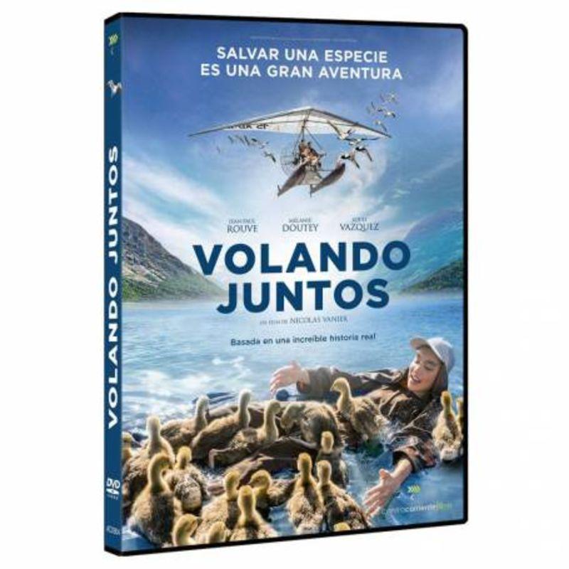 VOLANDO JUNTOS (DVD) * JEAN-PAUL ROUVE