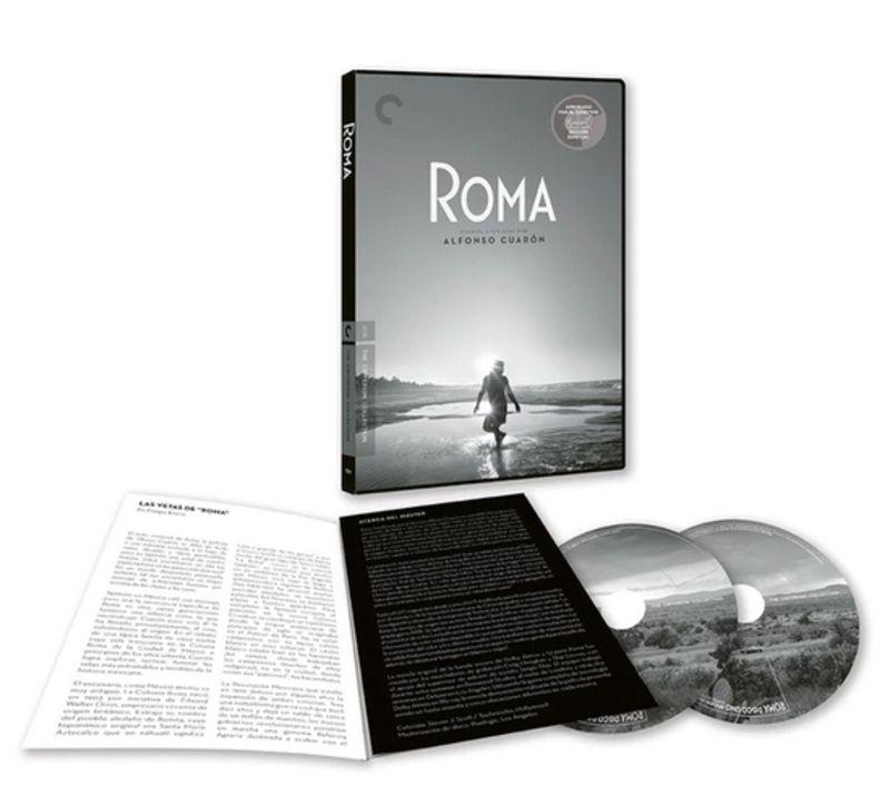 ROMA (2 DVD+LIBRO) * YALITZA APARICIO