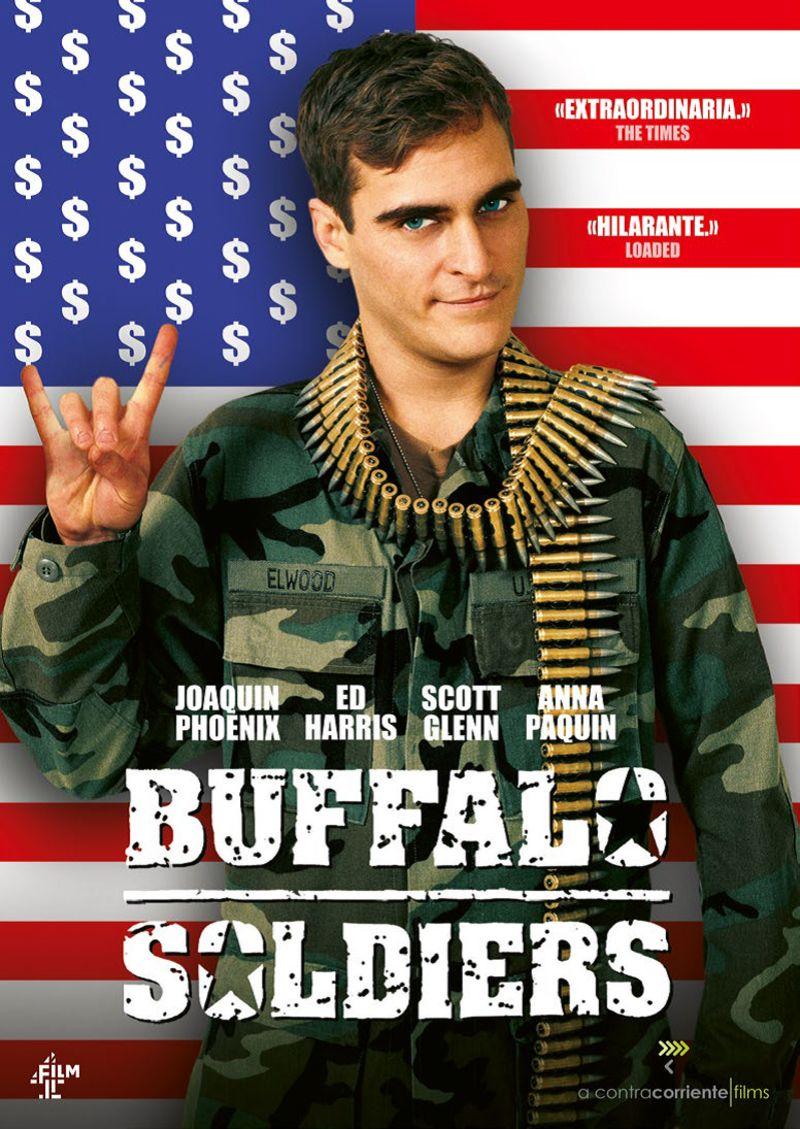 BUFFALO SOLDIERS (DVD) * JOAQUIN PHOENIX