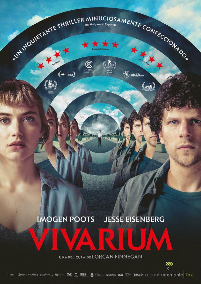 VIVARIUM (DVD) * IMOGEN POOTS / JESSE EISENBERG