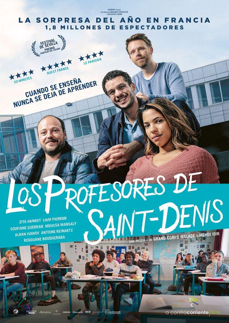 LOS PROFESORES DE SAINT-DENIS (DVD) * ZITA HANROT