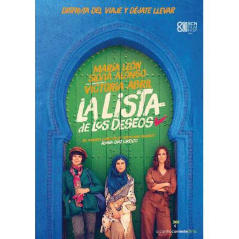 LA LISTA DE LOS DESEOS (DVD)