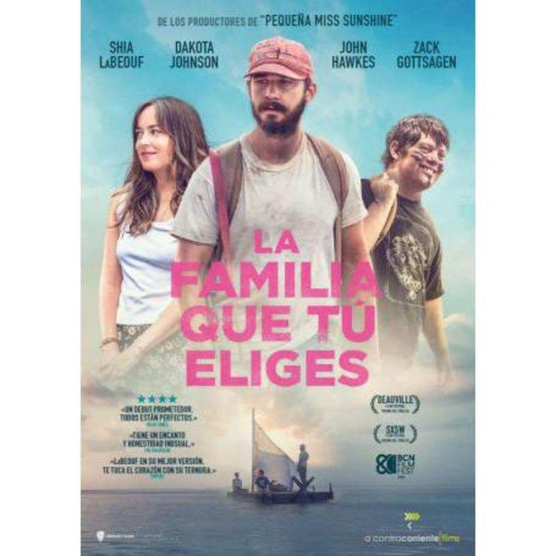 LA FAMILIA QUE TU ELIGES (DVD)