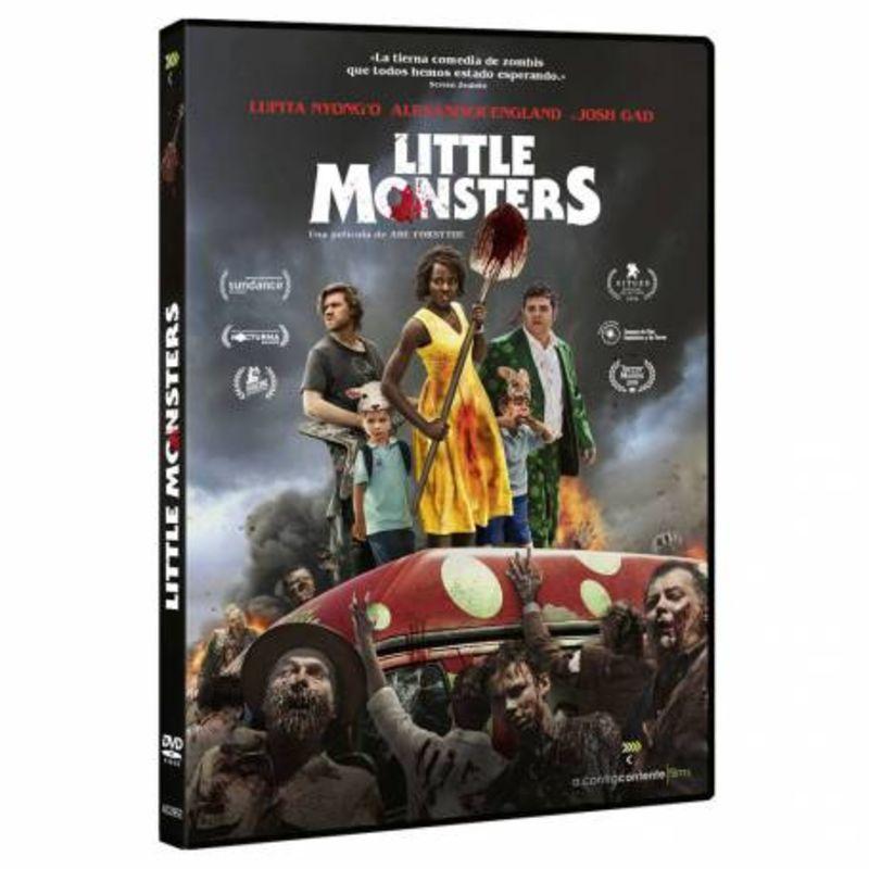 LITTLE MONSTER (DVD)