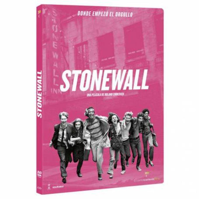 STONEWALL (2 DVD) * JEREMY IRVINE