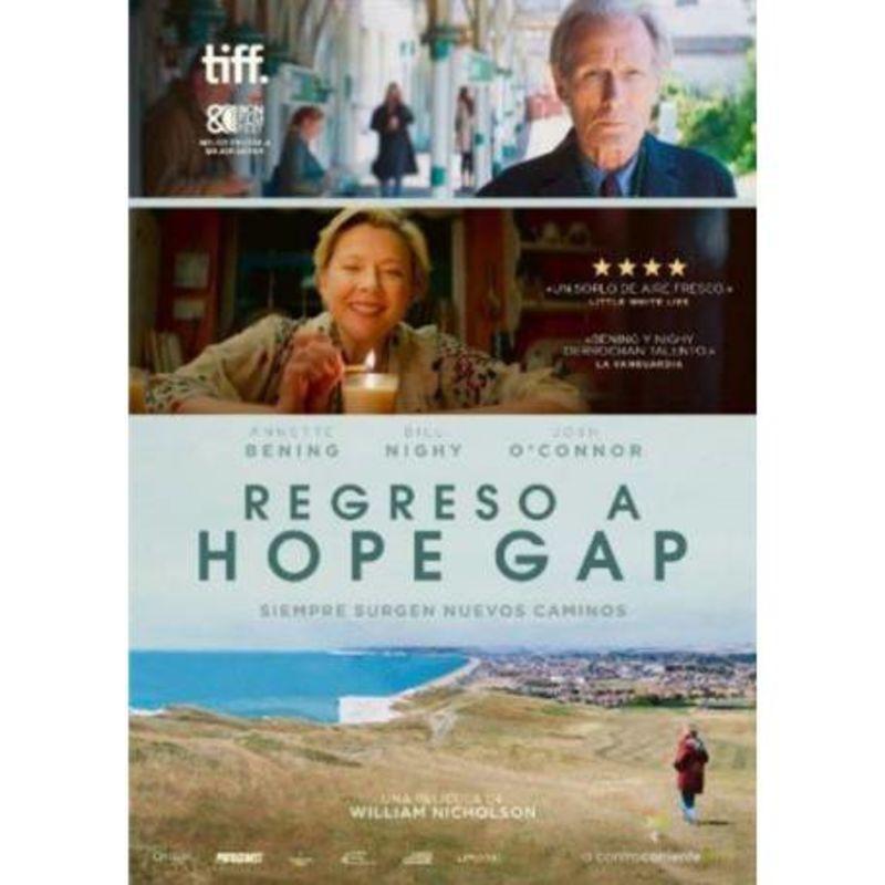 REGRESO A HOPE GAP (DVD) * ANNETTE BENING