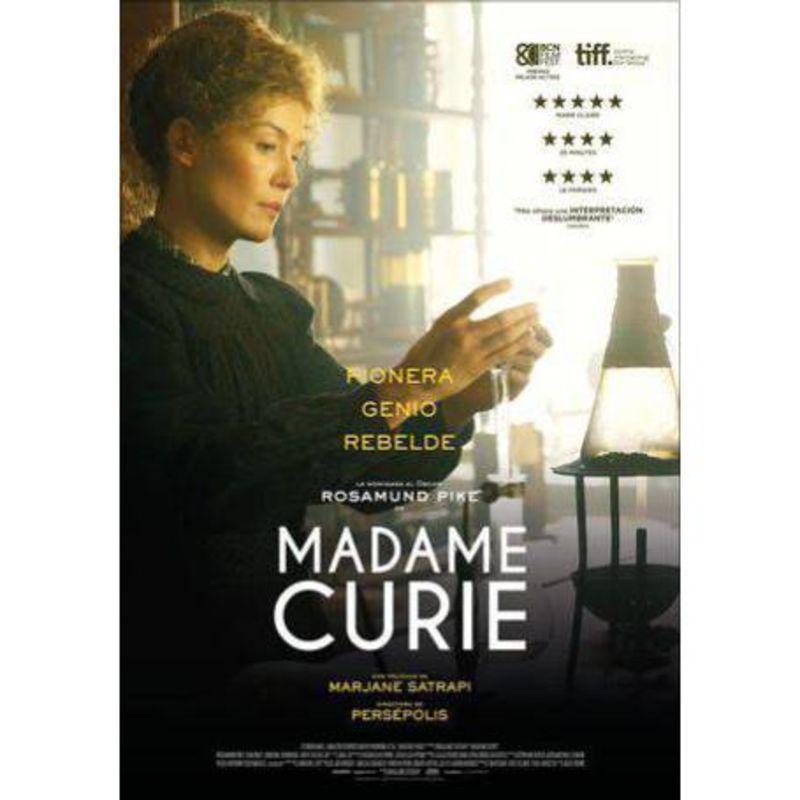 MADAME CURIE (DVD) * ROSAMUND PIKE