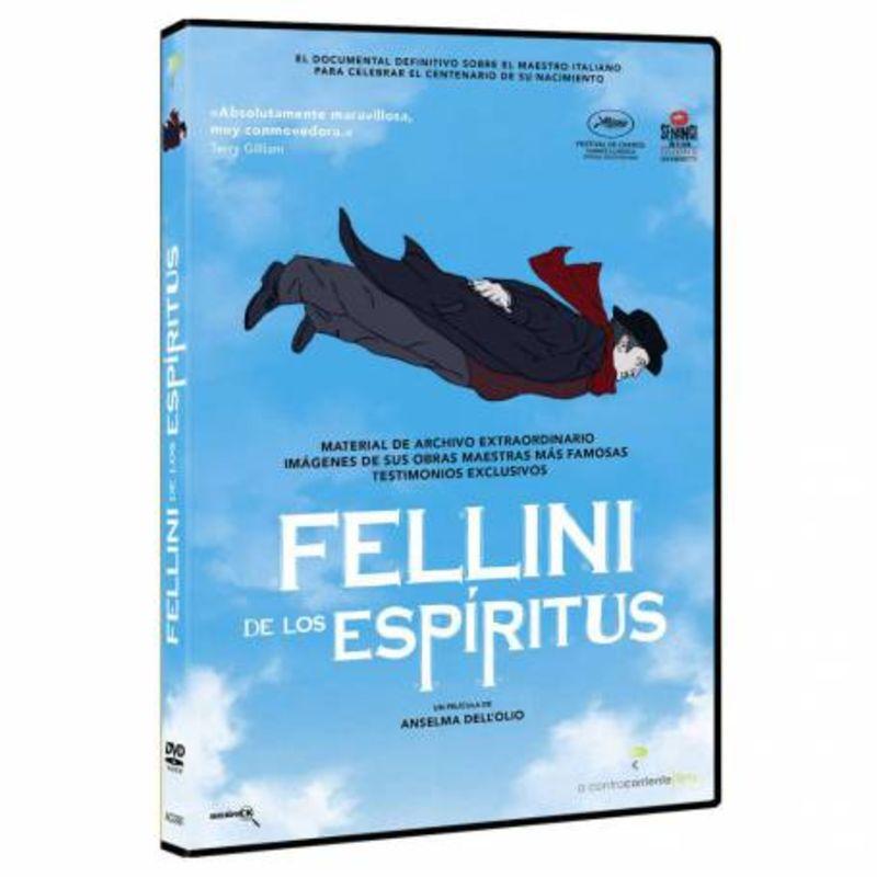FELLINI DE LOS ESPIRITUS (DVD)