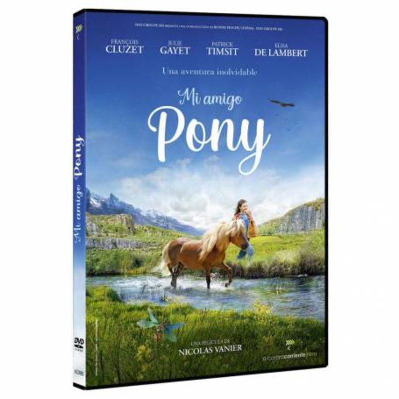 MI AMIGO PONY (DVD)