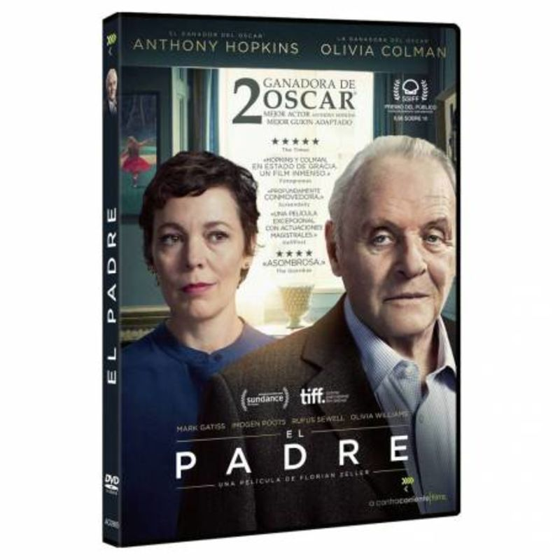 EL PADRE (DVD) * ANTHONY HOPKINS