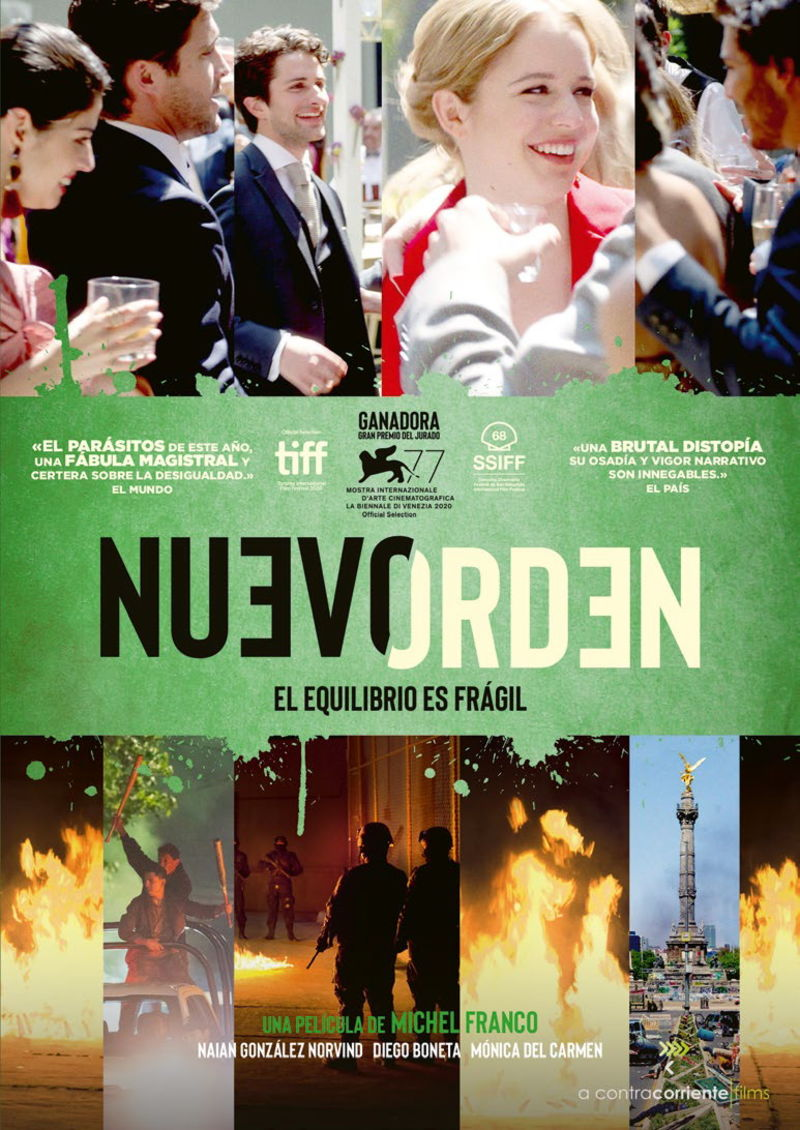 NUEVO ORDEN (DVD)