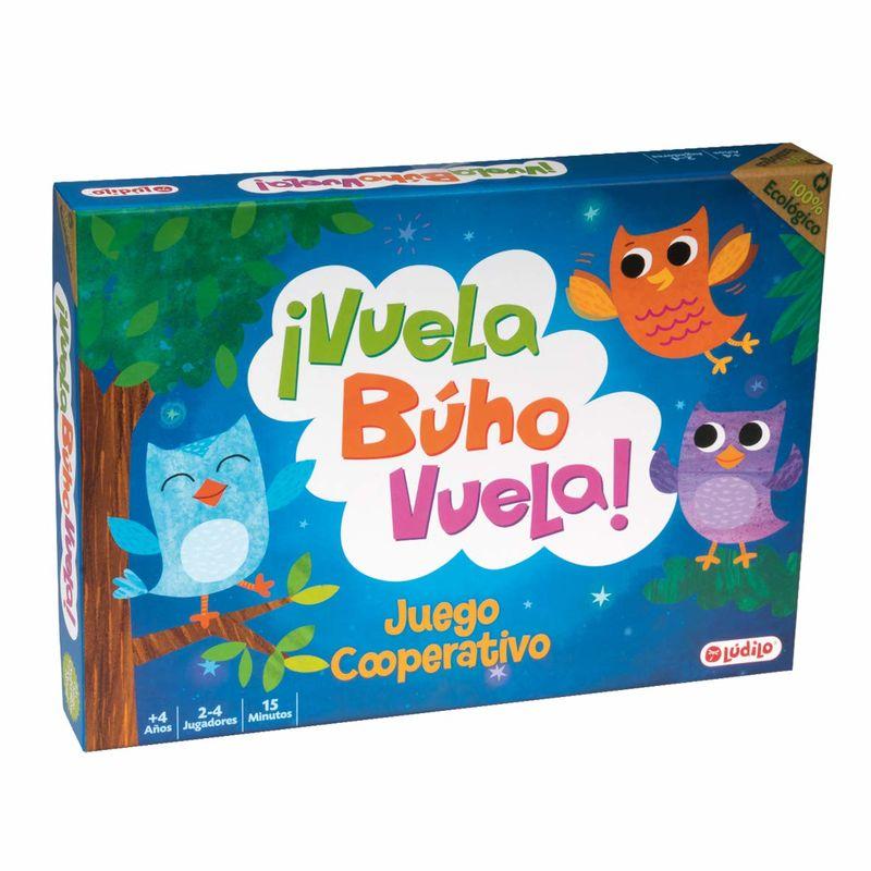 VUELA BUHO VUELA R: 80830