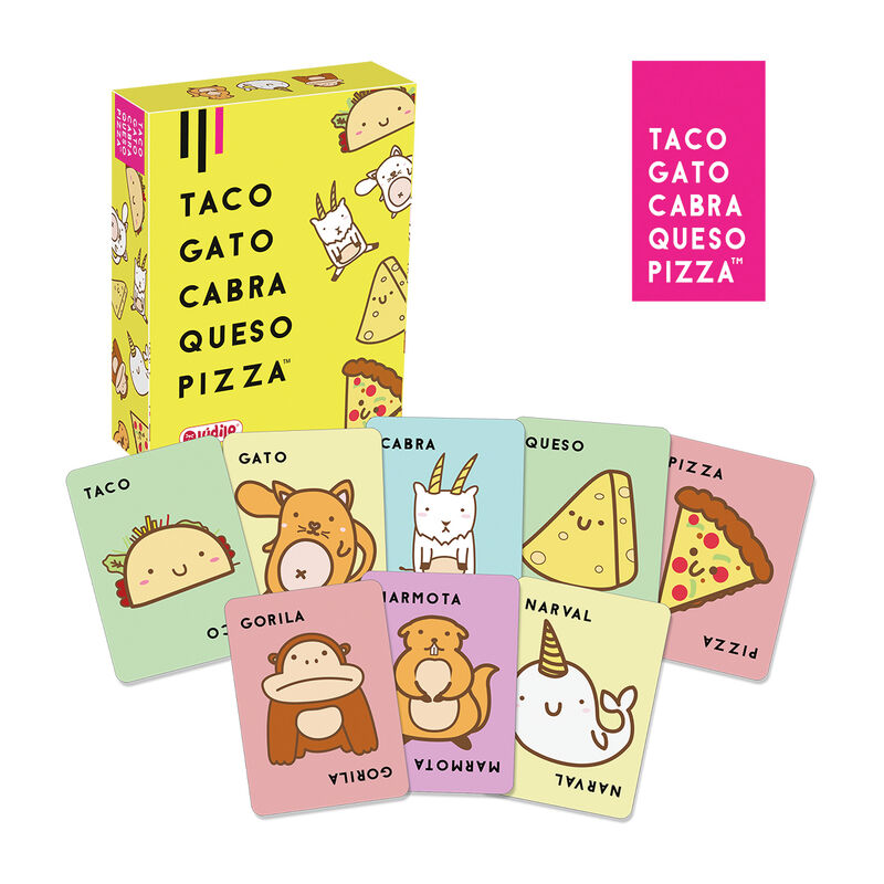 Taco, Gato, Cabra, Queso, Pizza -