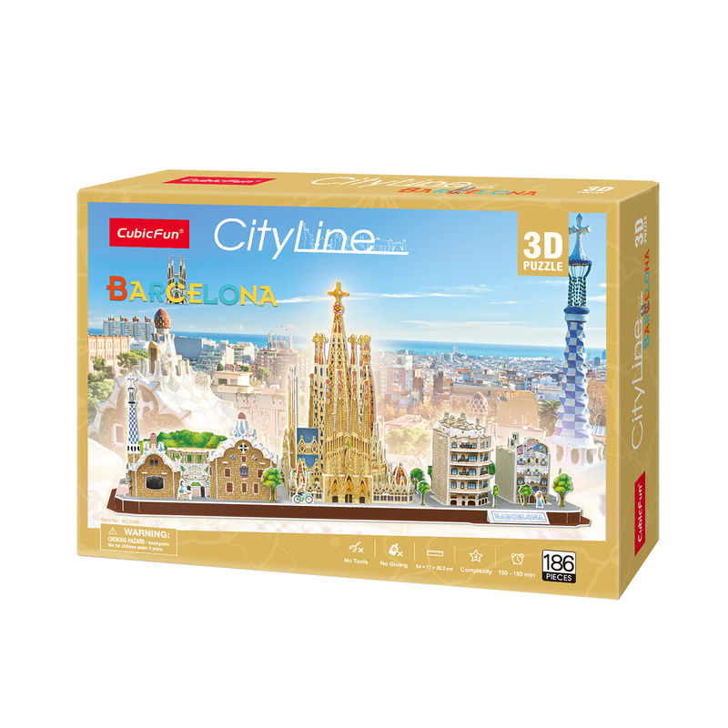 CITY LINE : BARCELONA